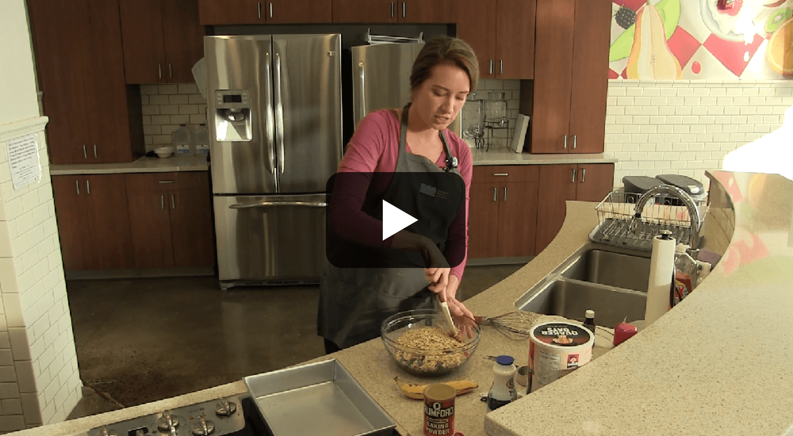 MC - Baked Oatmeal Casserole Play Button