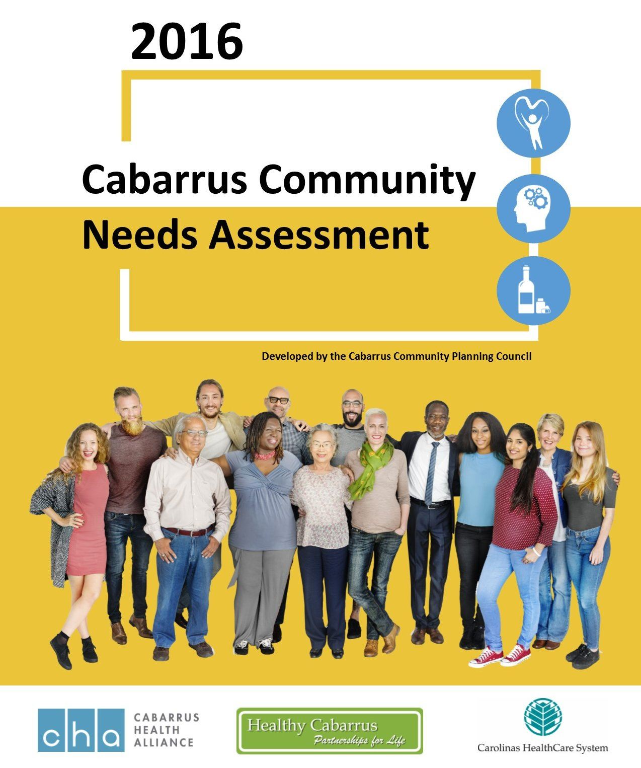 2016 Community Needs Assessment Cover