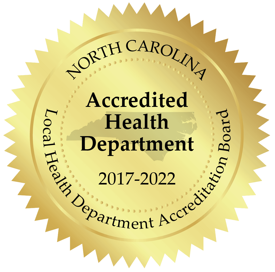 Accreditation Seal 2017-2022